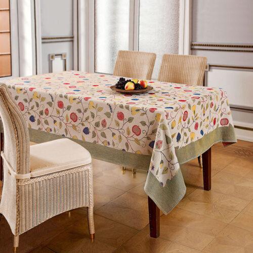 Suchen Sie ein gutes Wachstuch für Ihren Tisch